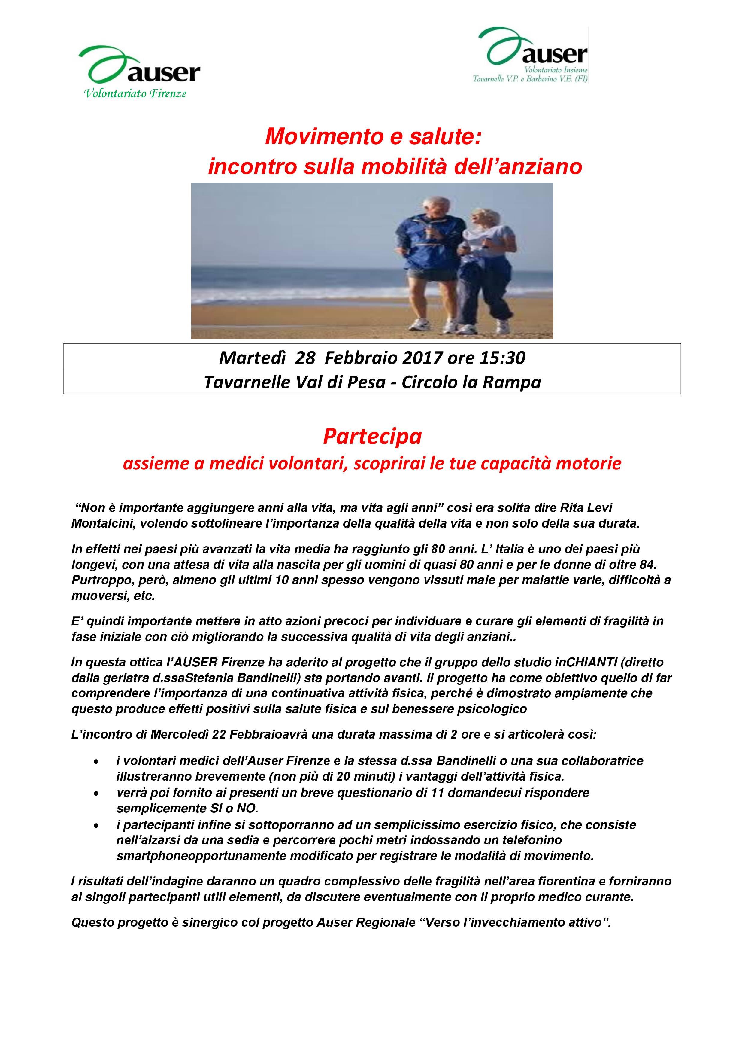 Tavarnelle Movimento e salute1
